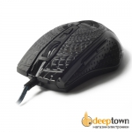 Мышь USB CBR CM 379 (чёрная)