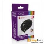 Мышь USB CBR CM 307 (чёрная)