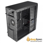 Корпус AeroCool PGS V3X Advance Evil Black Edition 54043 550Вт (ATX, чёрный)