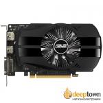 Видеокарта ASUS nVidia GeForce GTX 1050 Ti Strix OC Gaming (4GB GDDR5, 128bit, PH-GTX1050TI-4G)