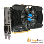 Видеокарта msi AMD Radeon R7 265 (2GB GDDR5, 256 bit, 912-V305-017)