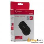 Мышь USB GEMBIRD MUSOPTI8-800U (чёрная)