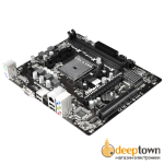 Материнская плата ASRock FM2A55M-VG3+ (Socket:FM2+, mATX)