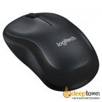 Мышь беспроводная logitech m220 910-004878 (чёрная)