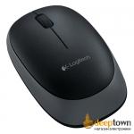 Мышь USB Logitech m165 (чёрная, 910-004125)