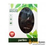 Мышь USB perfeo PF-81 (чёрная)