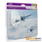 Мышь USB + коврик CBR Aero Battle