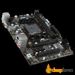 Материнская плата msi A68HM-E33 V2 (Socket:FM2+, mATX)