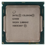 Процессор intel Celeron G3900 Box (Socket:LGA1151, 2.80GHz, 2MB)