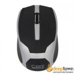 Мышь беспроводная CBR CM 422 (чёрная)