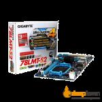 Материнская плата GIGABYTE 78LMT-S2 (Socket:AM3+, mATX)