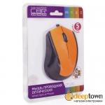 Мышь USB CBR CM 100 (оранжевая)