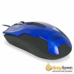 Мышь USB CBR CM 305 (синяя)