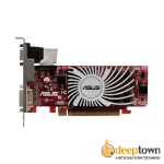 Видеокарта ASUS AMD Radeon HD5450 (1GB GDDR3, 64 bit, EAH5450 SILENT/DI/1GD3(LP))