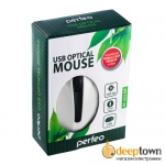 Мышь USB perfeo PF-353-PO-W (белая)