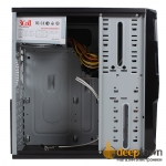 "Корпус 3Cott 3C-ATX110GB ""GLADIATOR"" 500Вт (ATX, чёрный)"