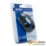 Мышь USB SVEN RX-500 SILENT (чёрная)
