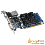 Видеокарта GIGABYTE nVidia GeForce GT610 (1GB GDDR3, 64 bit, GV-N610-1GI)