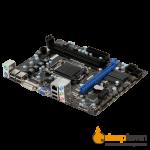 Материнская плата msi H61M-P31/W8 (Socket: LGA1155, mATX)