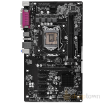Материнская плата ASRock H81 RPO BTC (Socket:LGA1150, ATX, H81 PRO BTC/A/ASRK)