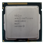 Процессор intel Core i5-3470 BOX (Socket: LGA1155, 3.2GHz, BX80637I53470)