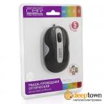 Мышь USB CBR CM 200 (серая)