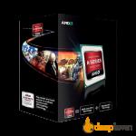 Процессор AMD A8 5500K BOX (Socket: FM2, 3.7GHz)