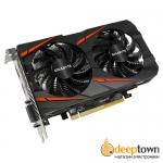 Видеокарта GIGABYTE AMD Radeon RX460 WINDFORCE OC 2G (2GB GDDR5, 128bit, GV-RX460WF2OC-2GD)
