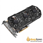 Видеокарта GIGABYTE nVidia GeForce GTX970 (4GB GDDR5, 256 bit, GV-N970G1 GAMING-4GD)