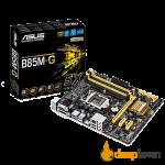 Материнская плата ASUS B85M-G (Socket:LGA1150, mATX)