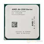 Процессор AMD A6-3500 BOX (Socket:FM1, 2.1GHz, 3MB)