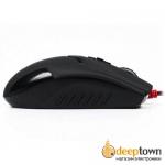 Мышь USB A4TECH bloody V4M (чёрная)