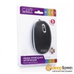 Мышь USB CBR CM 180 (чёрная)