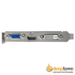 Видеокарта ASUS AMD Radeon HD6450 (1GB GDDR3, 64 bit, HD6450-SL-1GD3-BRK)