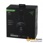 Гарнитура USB Razer KRAKEN 7.1 CHROMA RZ04-01250100-R3M1 (чёрная)