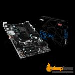 Материнская плата msi 970A-G43 PLUS (Socket: AM3+, ATX)