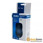 Мышь USB SVEN RX-150 (чёрная)