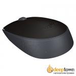 Мышь беспроводная USB Logitech m171 (черная, 910-004424)