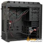 Корпус MAXcase PW6811 (ATX, чёрный, без БП)