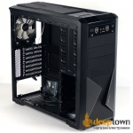 Корпус ZALMAN Z9 PLUS (ATX, чёрный, без БП)