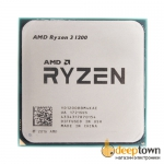 Процессор AMD RYZEN 3 1200 YD1200BBM4KAE tray (Socket:AM4, 3.10-3.40GHz, 8MB)