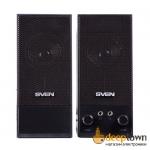 Акустическая система 2.0 SVEN SPS-604 (чёрная)