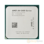 Процессор AMD A4-3400 tray (Socket: FM1, 2.8GHz)